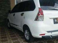 Toyota Avanza Type G Matic 2013