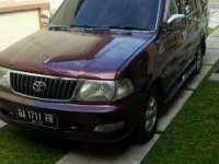 Toyota Kijang Manual Tahun 2003 Type LGX