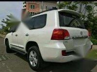 Jual Toyota Land Cruiser 4.5 V8 Diesel 2012