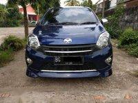 Toyota Agya 1.0 Tipe G TRD Bensin Manual 2015 Biru
