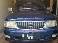 Toyota Kijang LGX 2004 MPV MT
