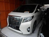 Toyota Alphard G 2015