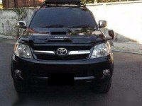 Jual Toyota HILUX G 2011