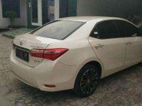 Toyota Corolla Altis V Tahun 2014