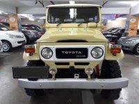 Toyota Land Cruiser Hardtop 4x4 M/T 1982