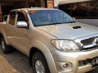 Dijual mobil Toyota Hilux E 2011 Pickup Truck
