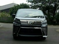 Toyota Vellfire G Limited 2018 MPV