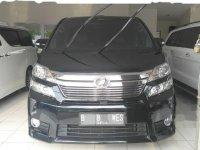 Jual mobil Toyota Vellfire X 2014 Wagon