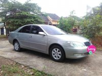 Toyota Camry G Manual 2002
