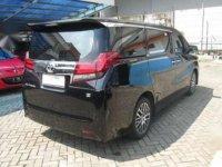 Toyota Alphard G AT Tahun 2015 Automatic