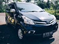 Toyota Avanza Manual Tahun 2012 Type G