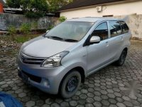 Toyota Avanza Manual Tahun 2013 Type E