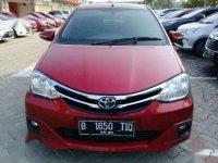 Dijual Toyota Etios Valco G 2015