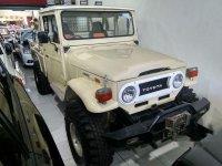 Jual mobil Toyota Land Cruiser 1970 Jawa Timur