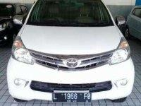 Toyota Avanza G Automatic 2013