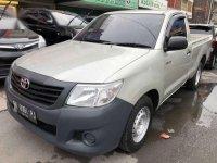 Toyota Hilux Diesel Tahun 2013