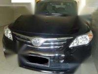 Toyota Altis G Hitam Metalik 2013