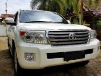 Jual Toyota Land Cruiser 2012