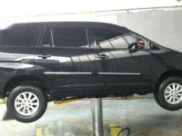 Toyota Kijang Innova Diesel 2.4 E Manual Tahun 2014