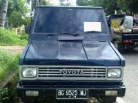 Toyota Kijang Pickup MT Tahun 1986 Manual