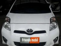 Toyota Yaris S Limited 2013