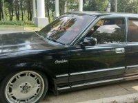 Dijual mobil Toyota Crown Royal Sallon 1991 siap pakai