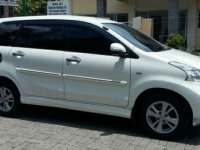 Toyota Avanza Veloz Tahun 2012