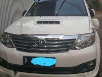 Toyota Fortuner 2.4 2014