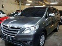 Toyota Kijang Innova G Bensun Tahun 2014