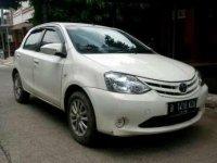 Jual Toyota Etios E Valco MT 2013