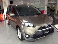 Jual mobil Toyota Sienta G 2018 MPV