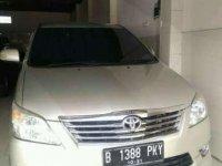 Toyota Kijang Innova V Luxury Tahun 2011