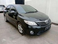 Toyota Corolla Altis Manual 2011