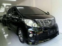 Dijual Toyota Alphard G 2010