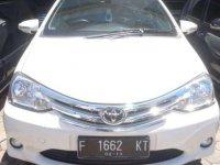 Dijual Toyota Etios Valco E 2014