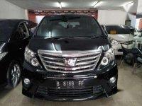 Dijual Toyota Alphard 2.4 2012