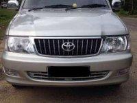 Dijual Toyota Kijang LGX 1.8 Tahun 2004