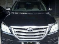 Toyota Kijang Innova E AT Tahun 2014 Automatic