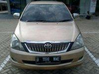 Dijual mobil Toyota Kijang Innova V Luxury Tahun 2007 siap pakai
