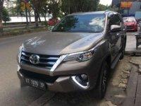 Dijual Toyota Fortuner G 2016