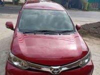 Toyota Avanza Veloz 2016 MPV