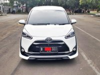 Dijual mobil Toyota Sienta Q 2016 MPV