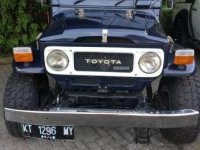 Jual Toyota Hardtop Solar BJ40 Tahun 1986