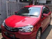 Jual Toyota Etios Valco 2017