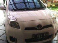 Toyota Yaris Type J 2012