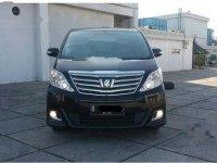 Dijual mobil Toyota Alphard G G 2012 MPV