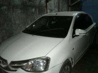 Toyota Etios Valco JX 2015