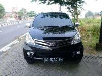 Toyota Avanza G Luxury 2013 MPV