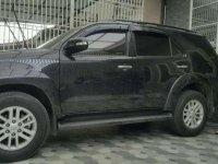 Toyota Fortuner G Tahun 2012 matic diesel