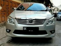 Toyota Kijang Innova G 2012 Manual